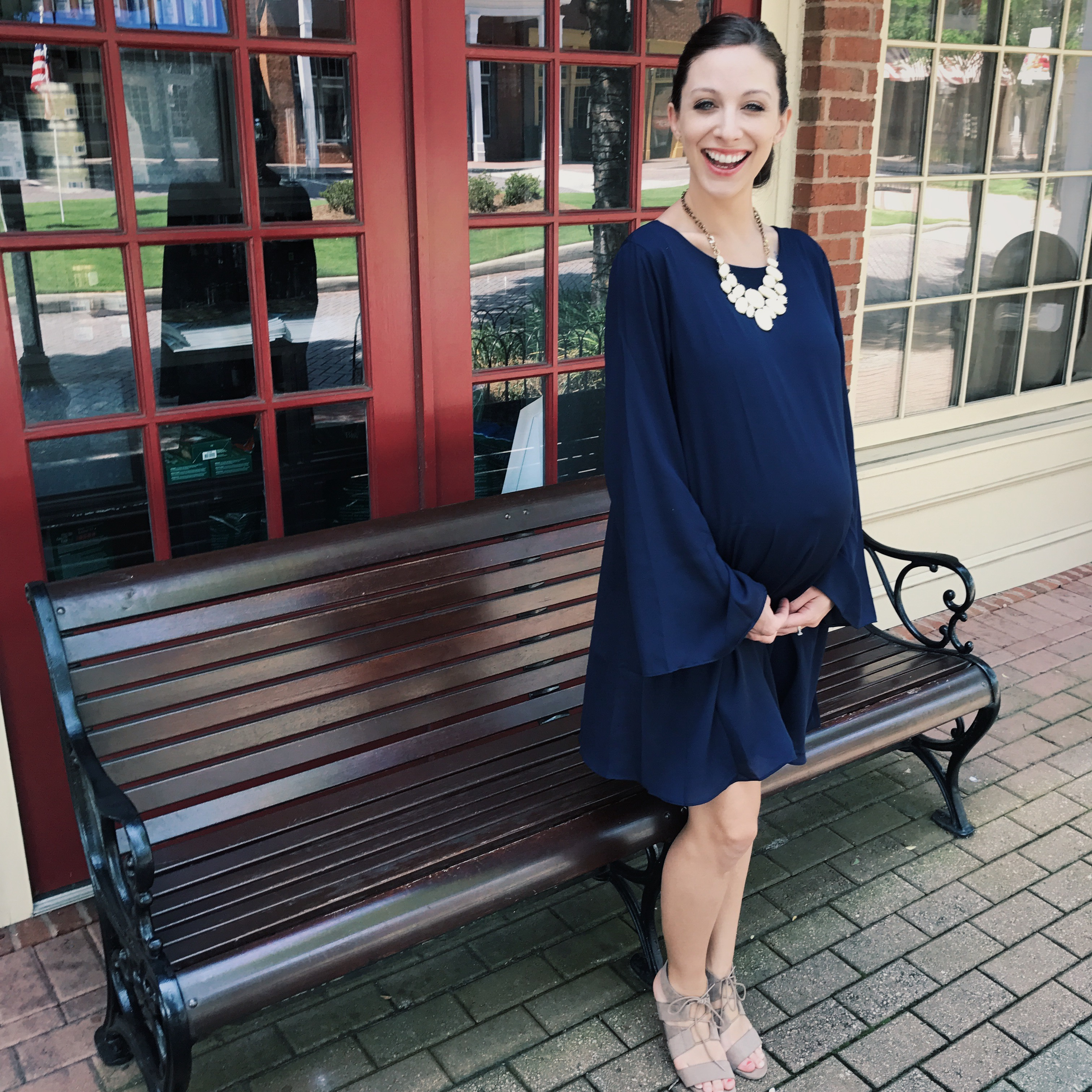 59ebc61f4fd This week I wanted to dress it up and share a favorite date night look for  the Fourth of July week!